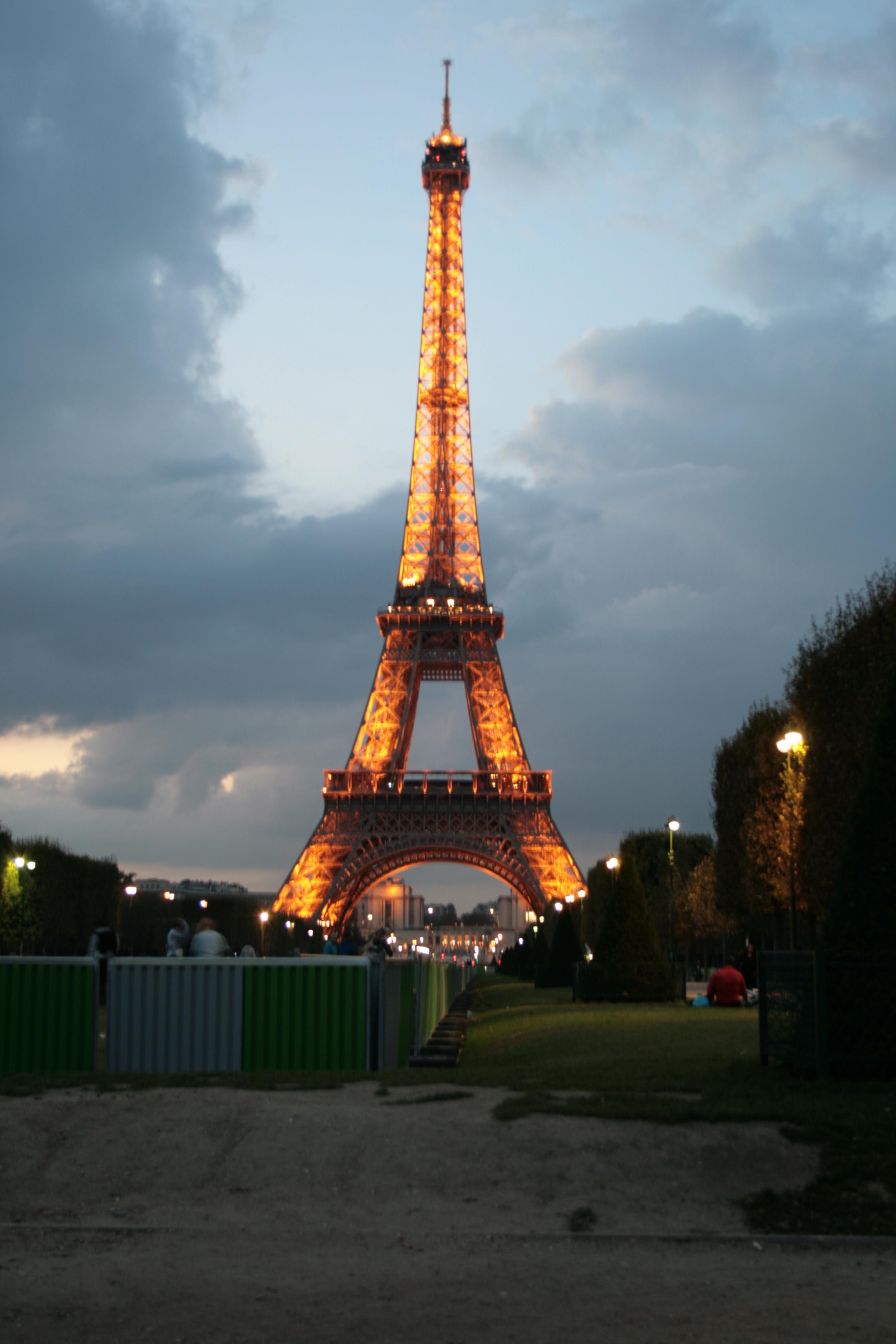 Cena con vista | Tour Eiffel