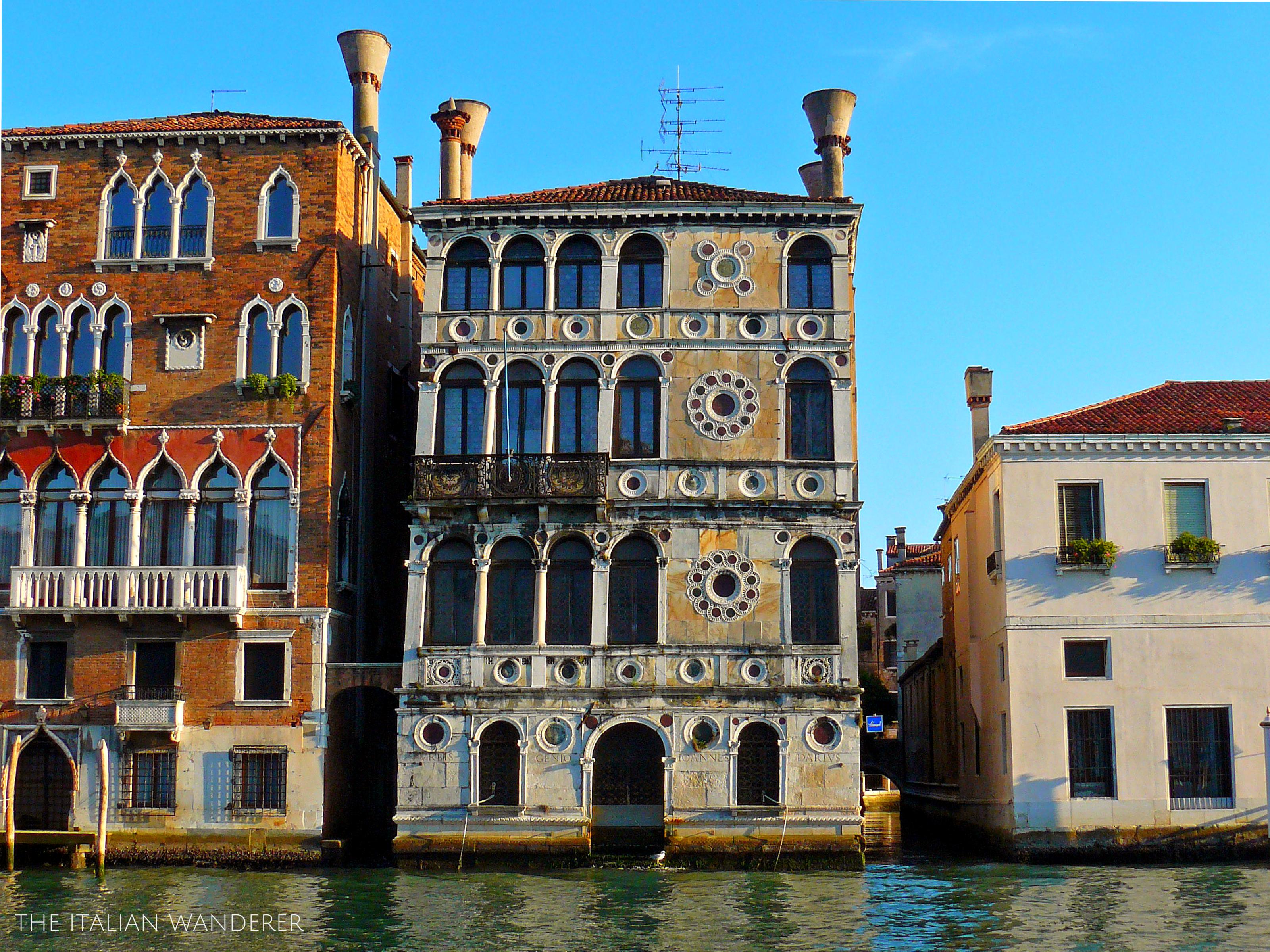 Cà Dario - Venice