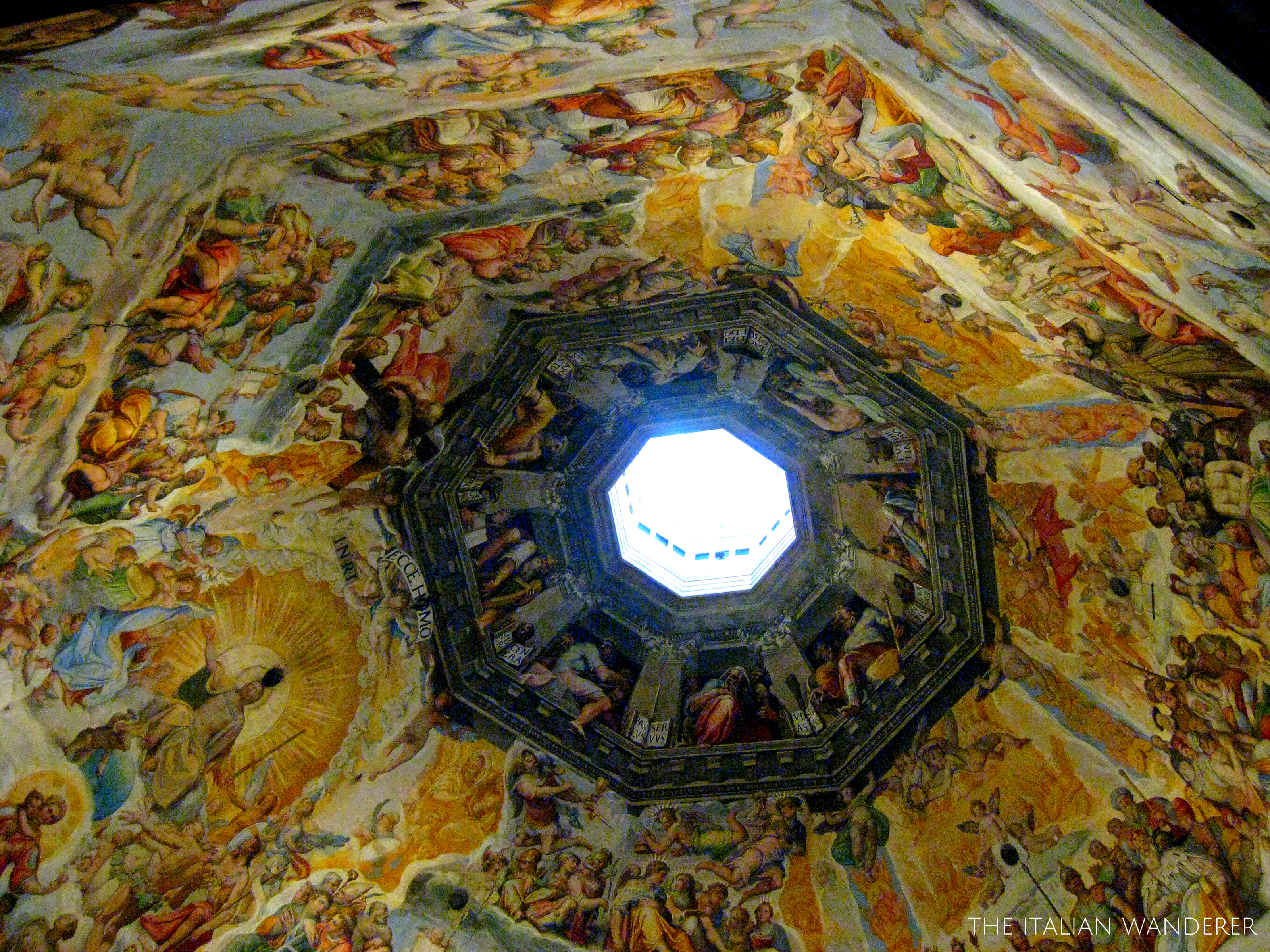 The dome of the Cathedra of Florence