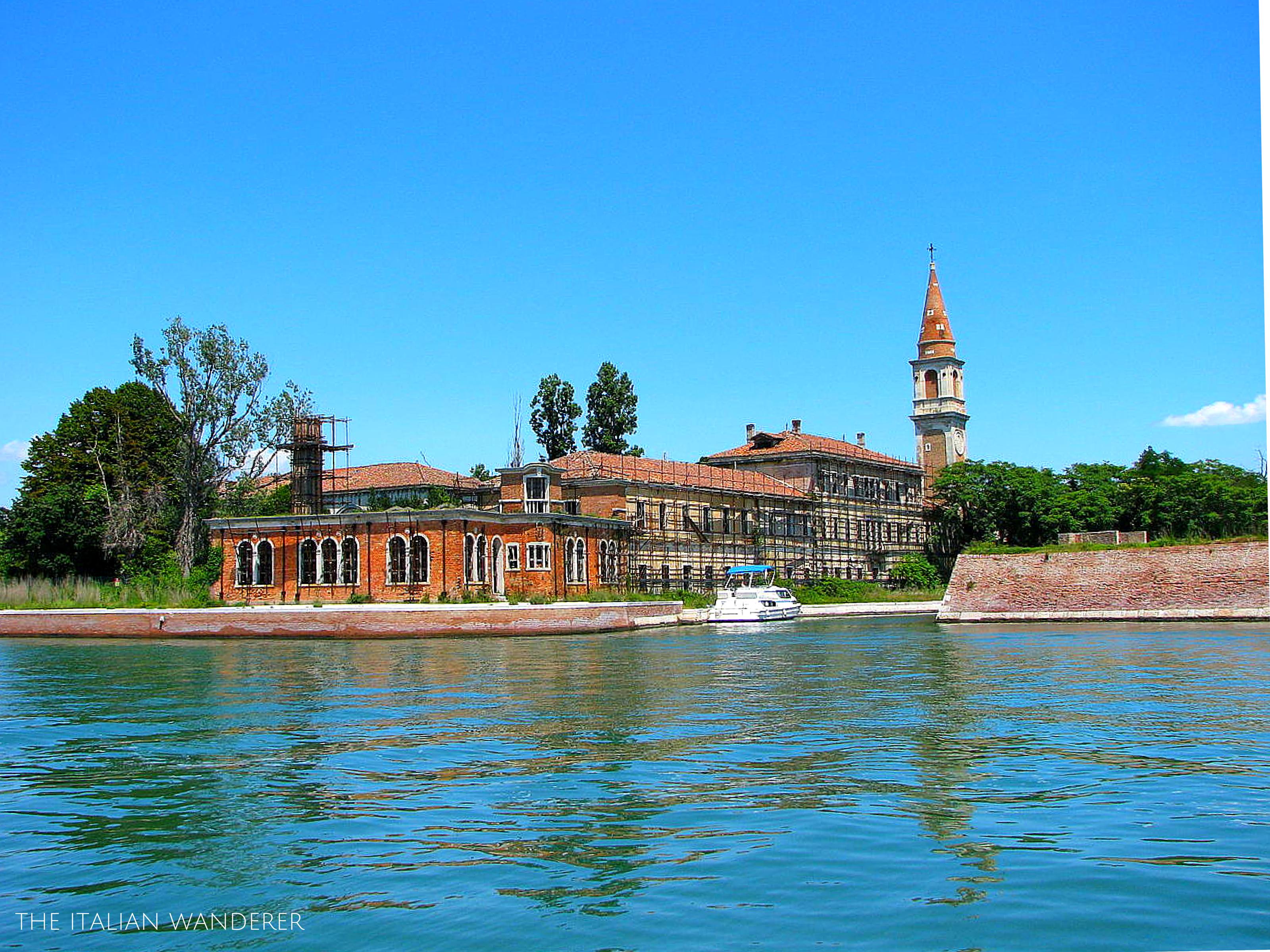 Island of Poveglia - Venice