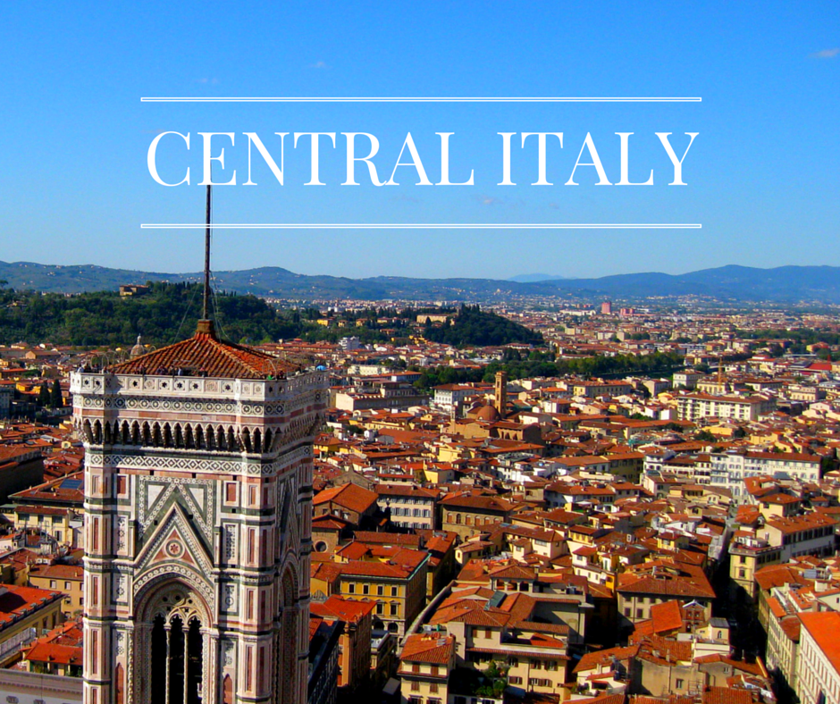 Discover Central Italy