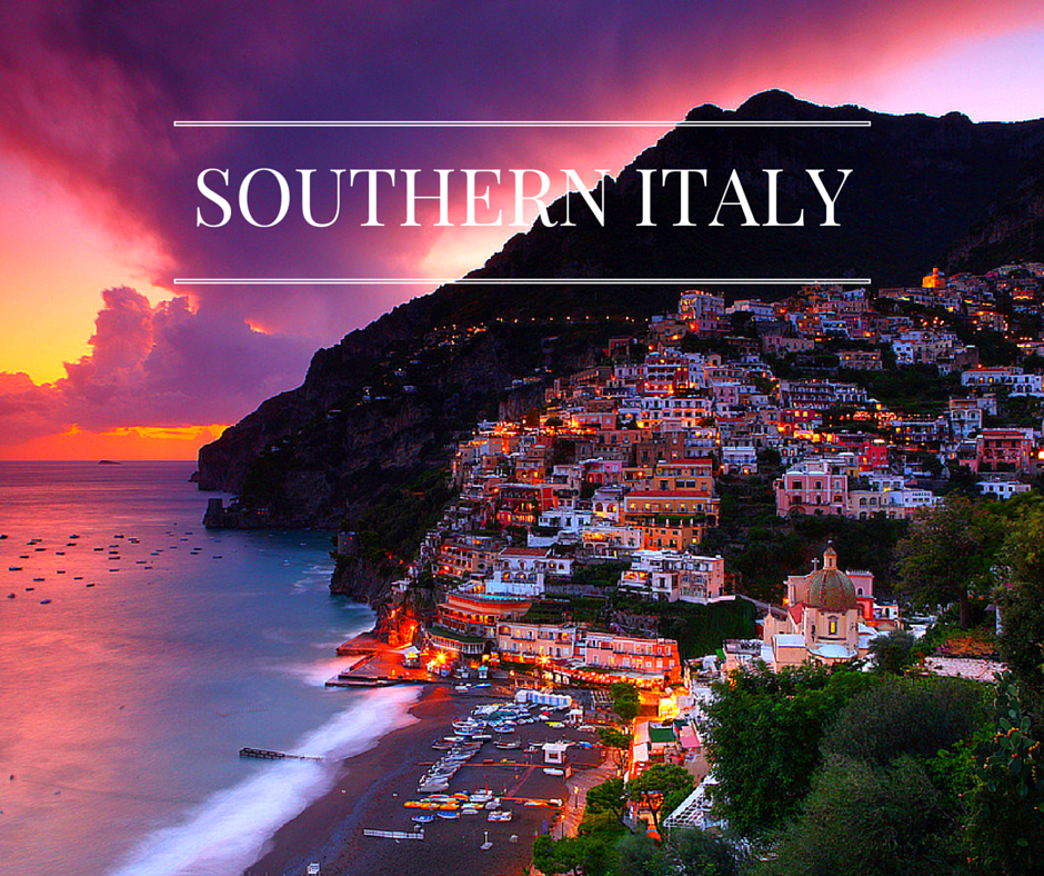Discover Southern Italy