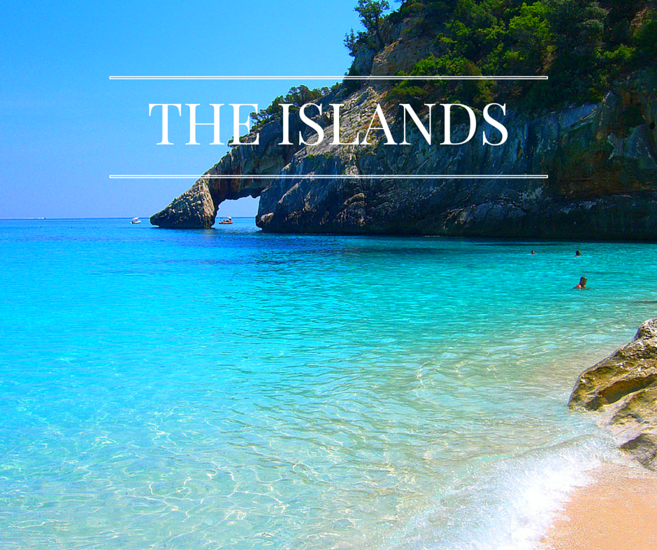 Discover The Italian Islands