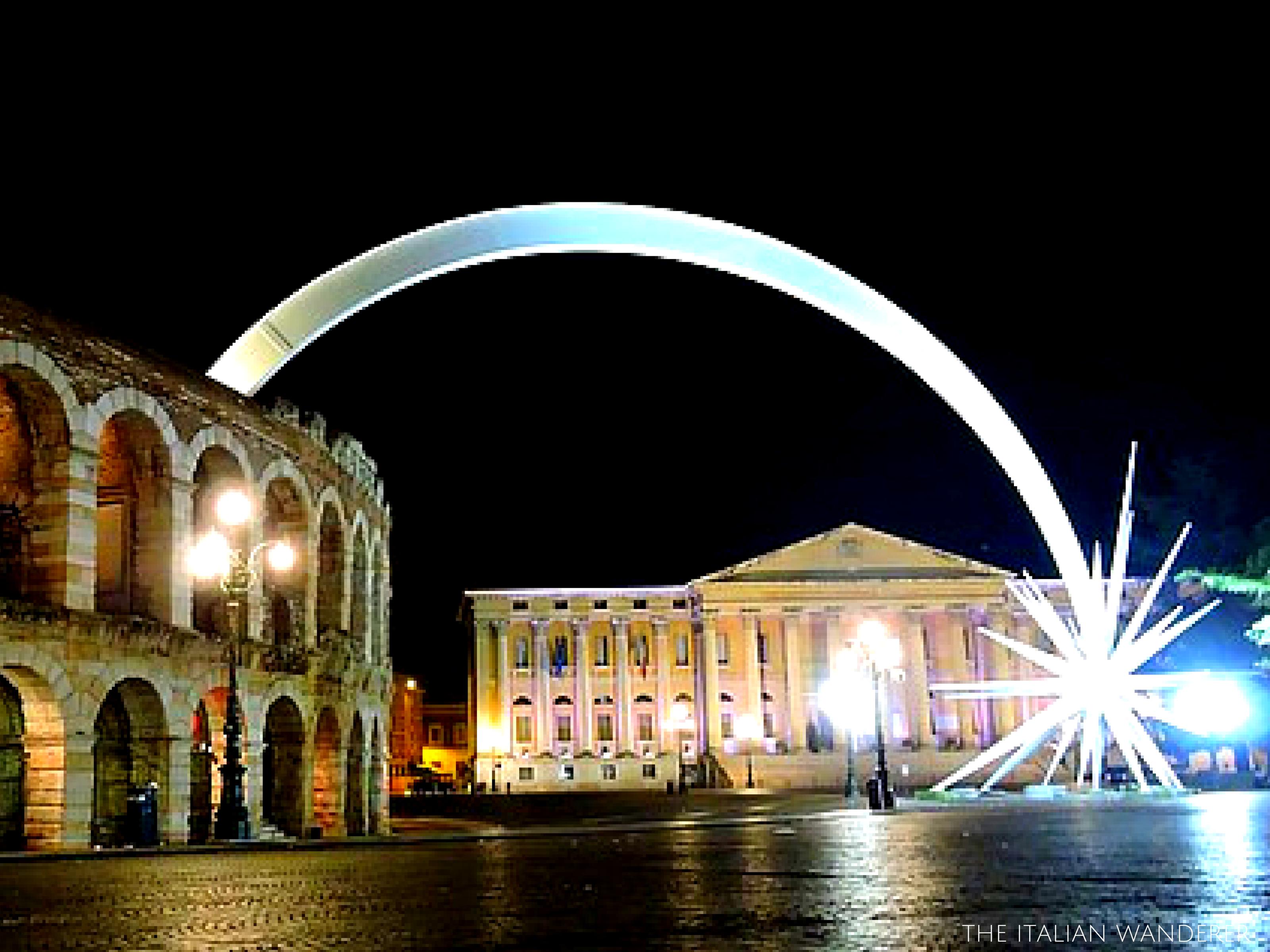 #Arena of #Verona, #Christmas
