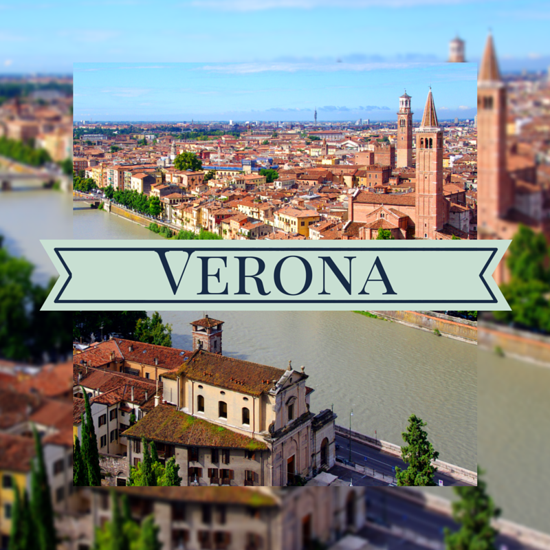 Verona, a beautiful historical Italian city that rises on the banks of the Adige river