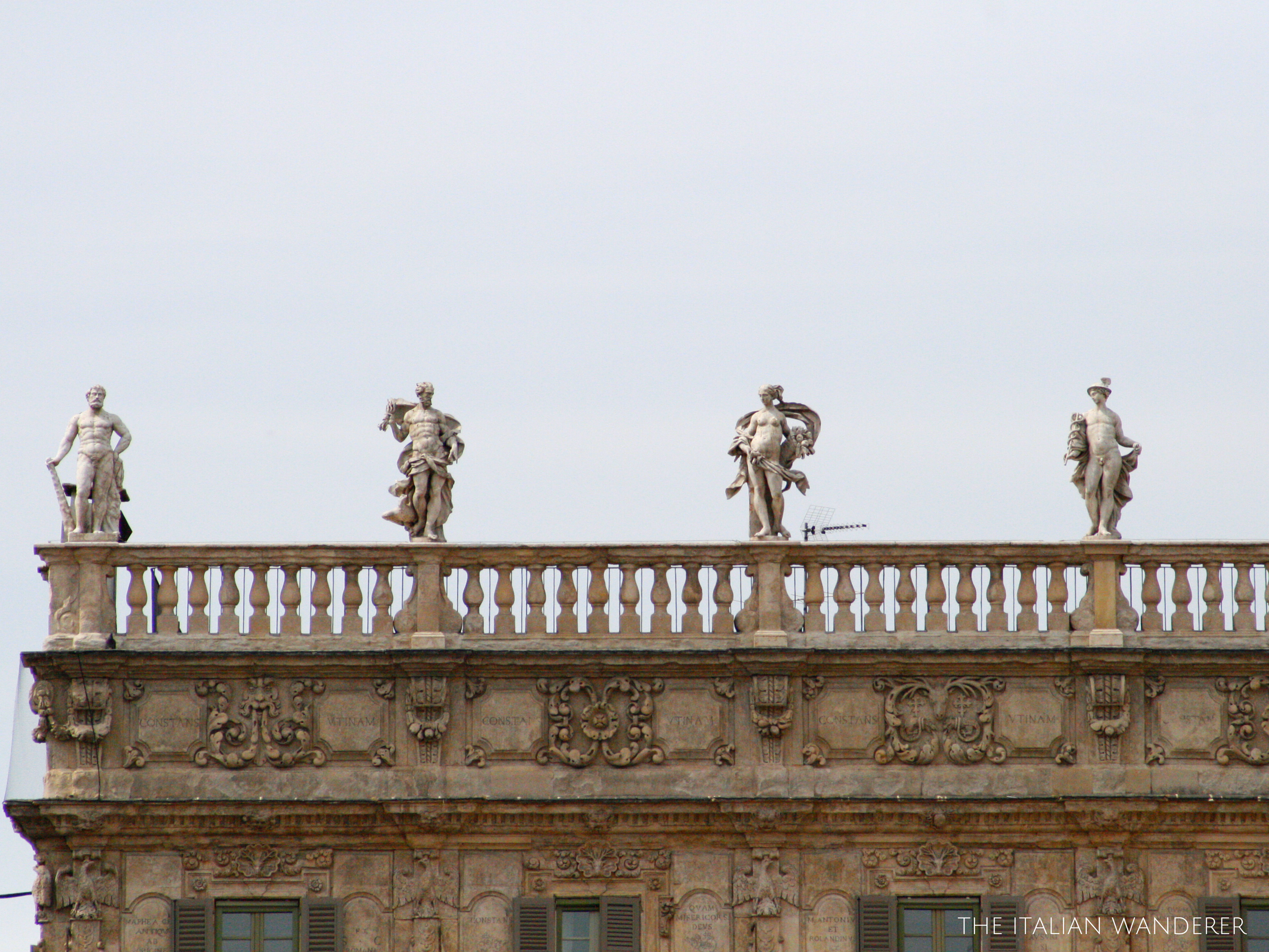 Palaces of Piazza Erbe