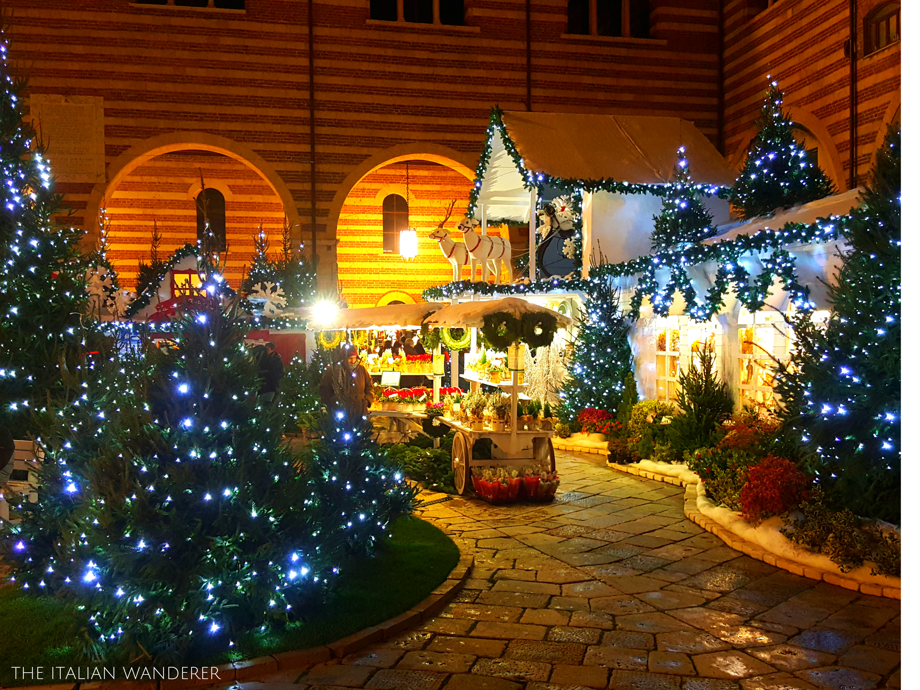 Verona Christmas Markets | The Italian Wanderer