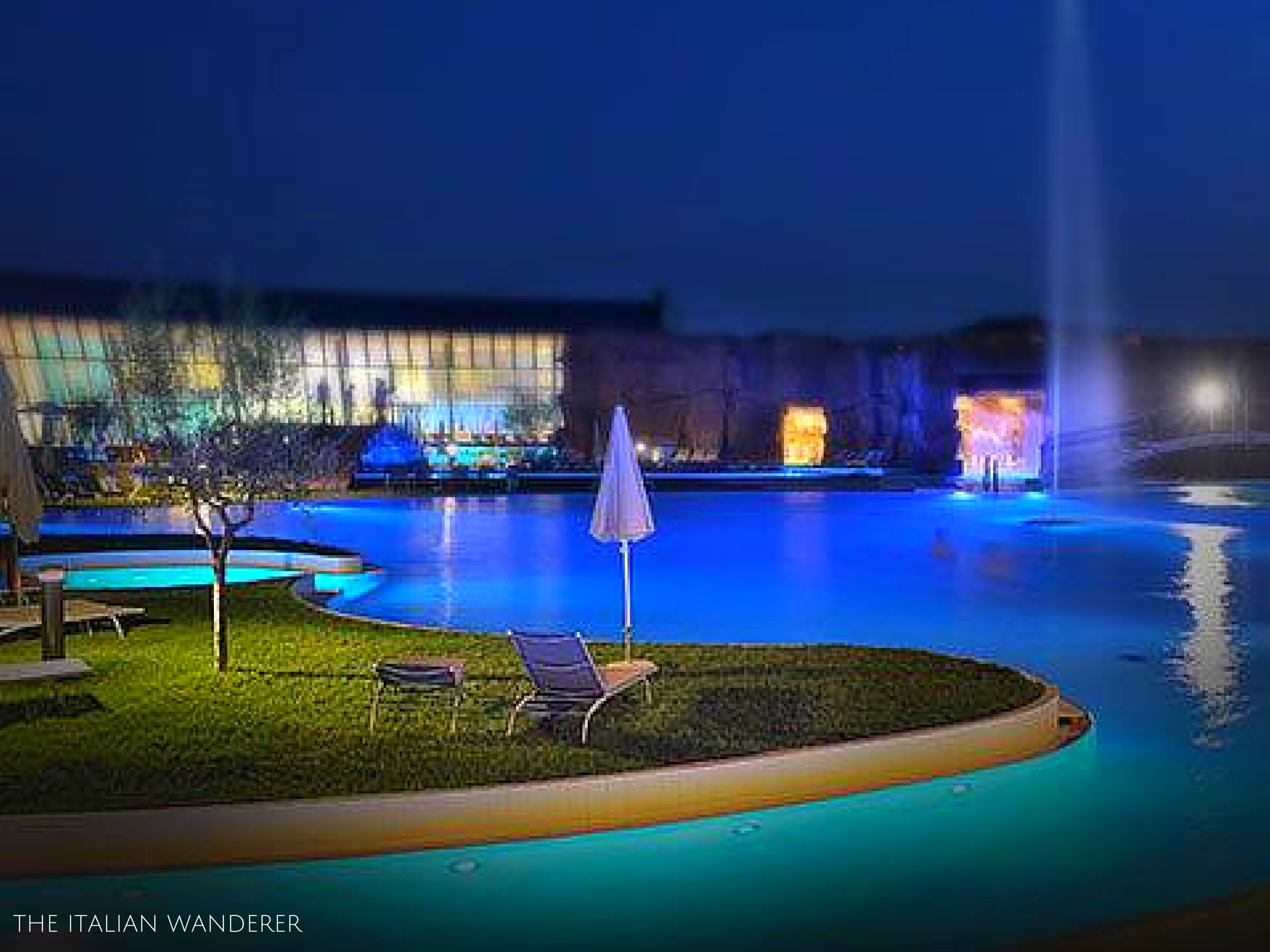 Aquardens, the thermal park of Verona located in Pescantina, few minutes from the city