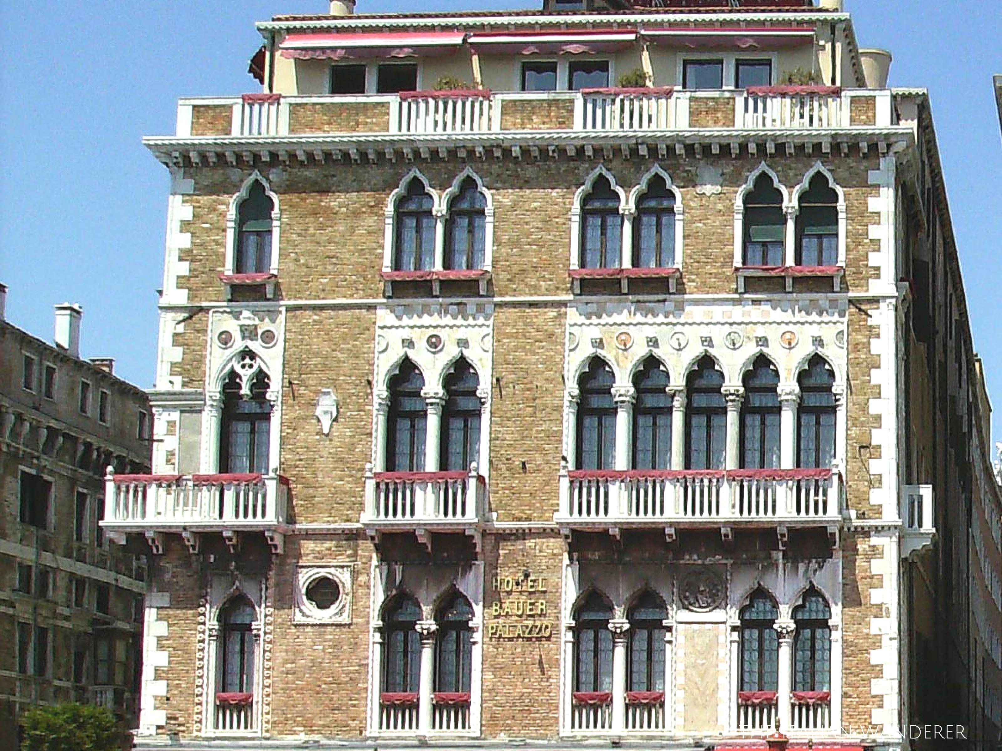 Bauer Il Palazzo, Venice