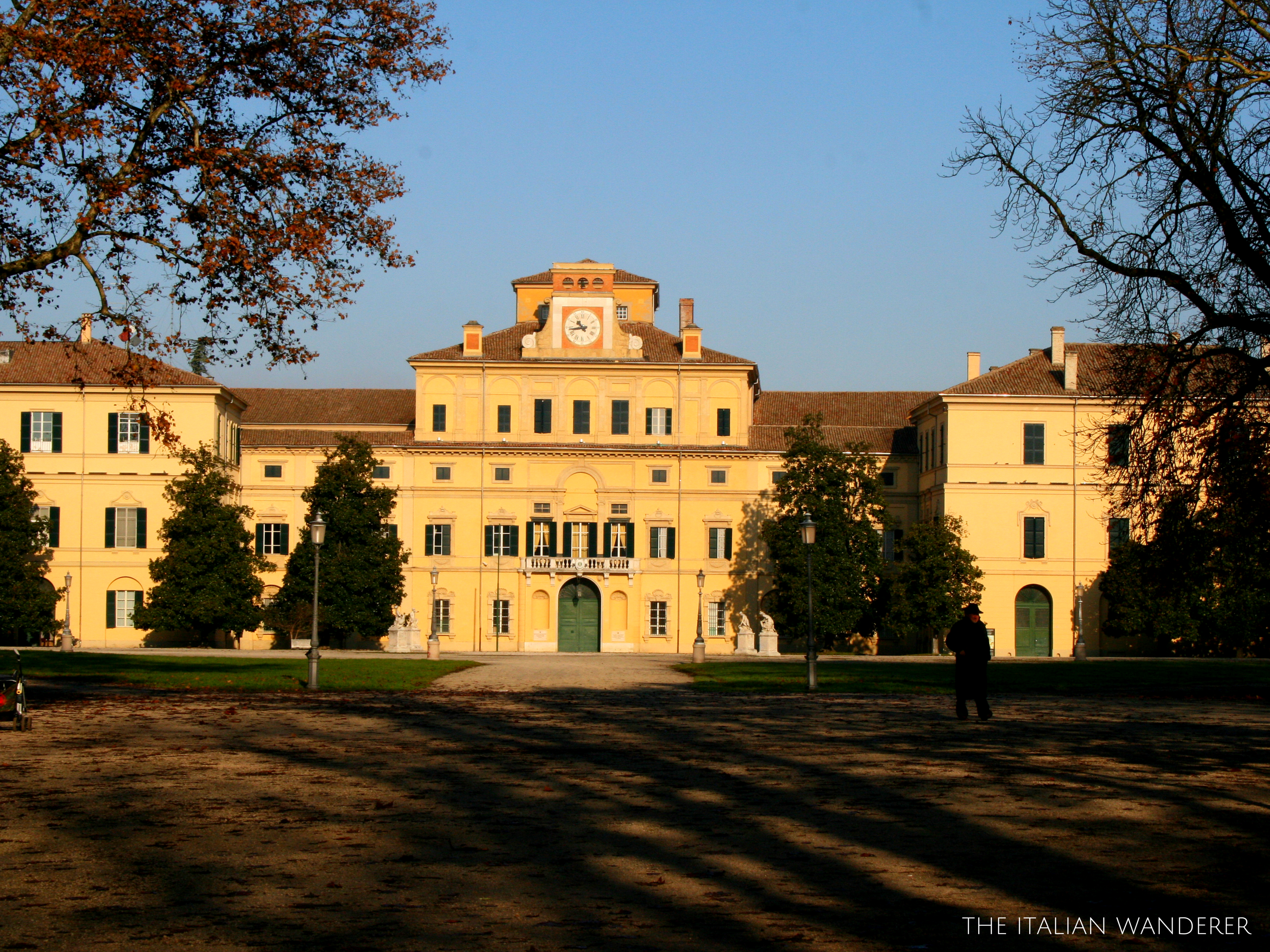 Palazzo Ducale of Parma