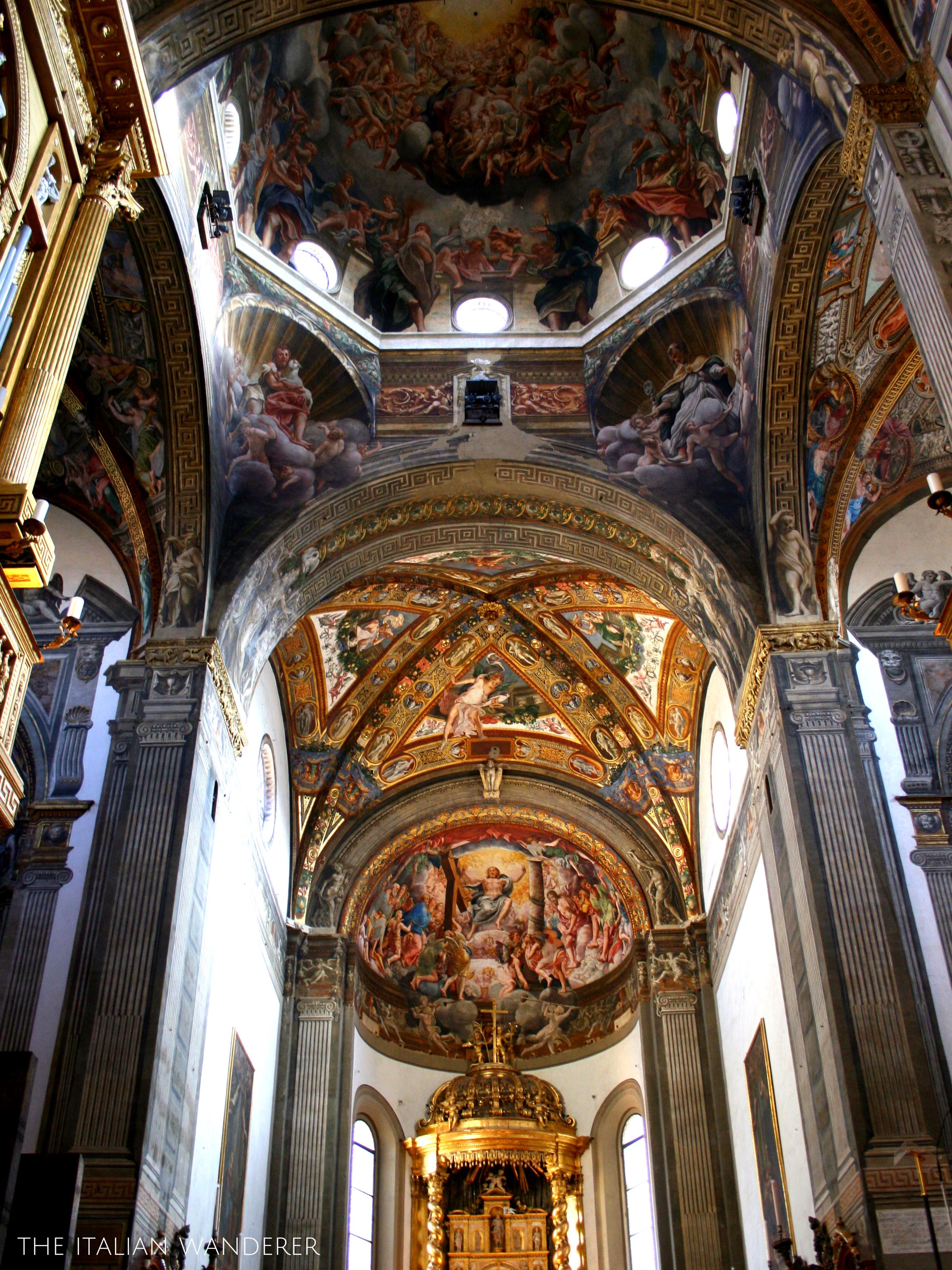 Church of Santa Maria della Steccata, Parma