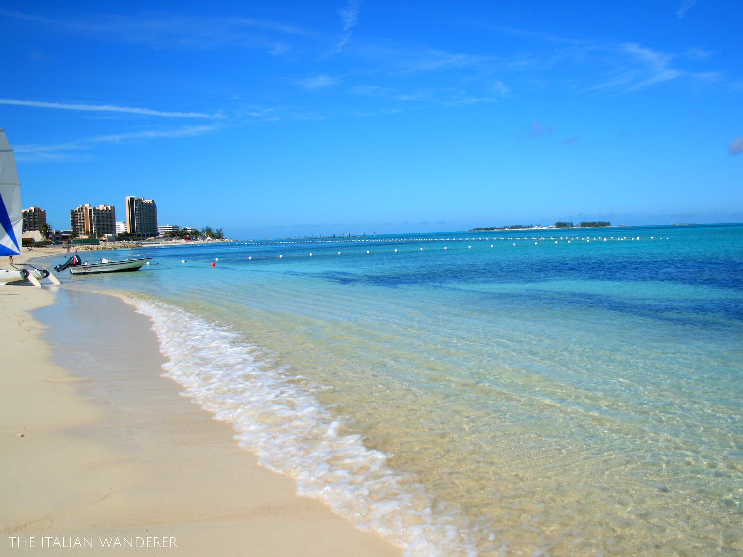 Nassau - Cable Beach