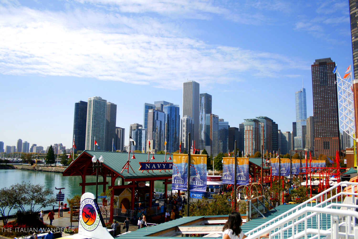 Chicago from the Navy Pier