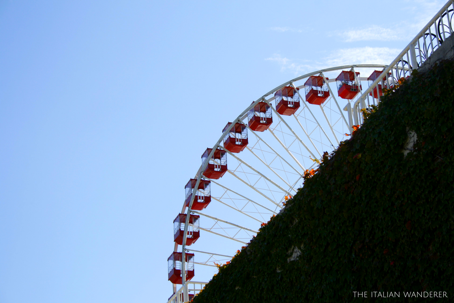 The Navy Pier Park, Chicago