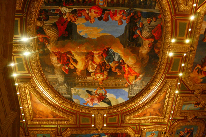 Venetian's interiors