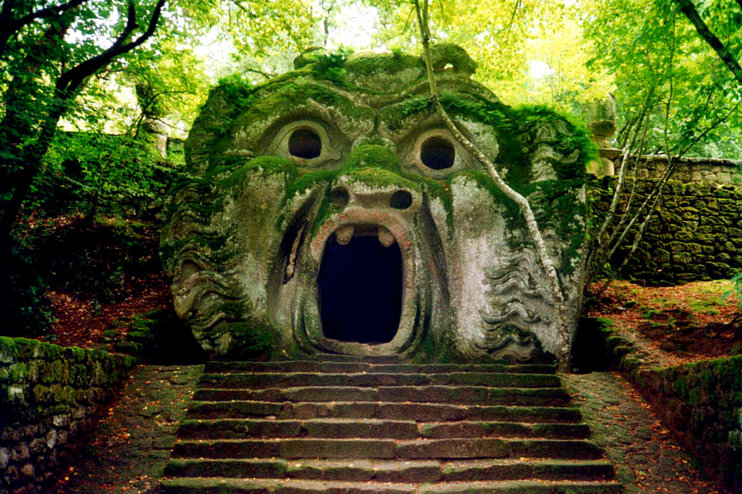 Monsters Park, Bomarzo