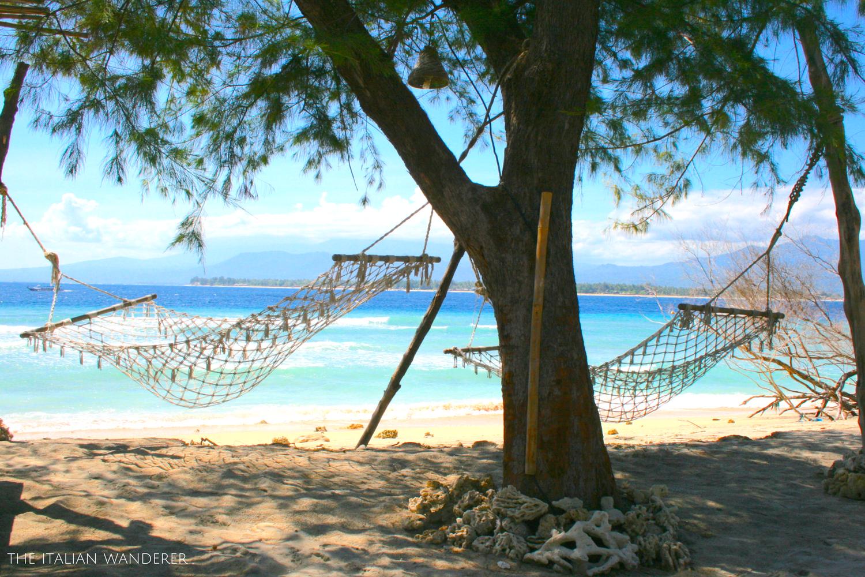 Gili Meno beaches
