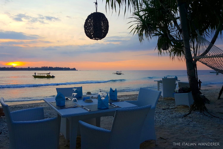 Mahamaya Boutique Resort, Gili Meno, Lombok. Indonesia