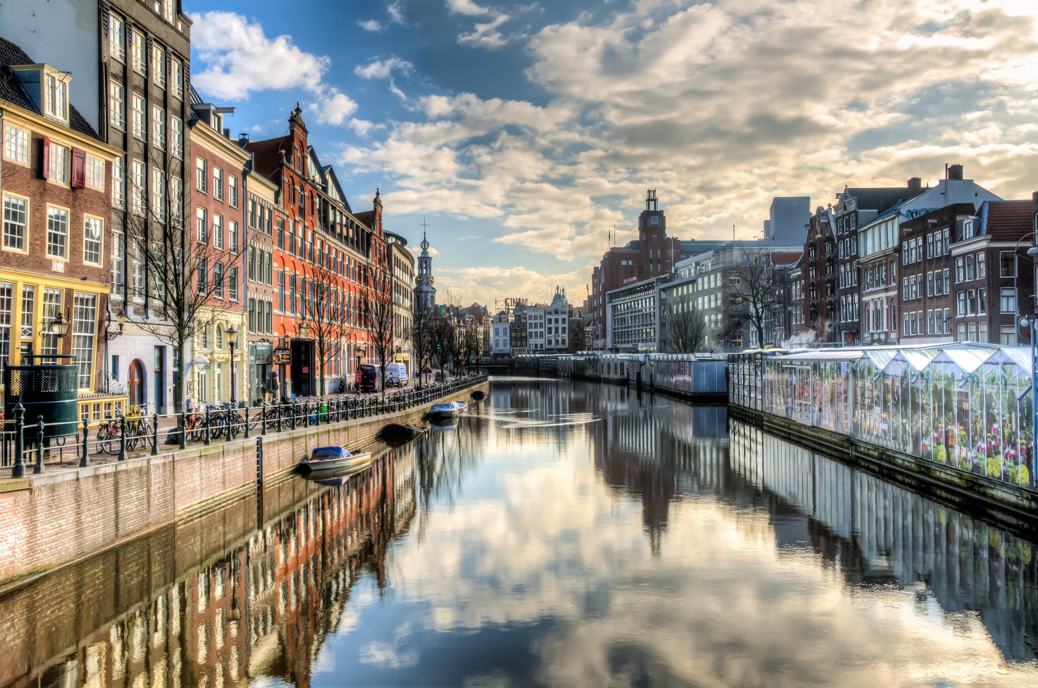 Amsterdam: Travel Dreams