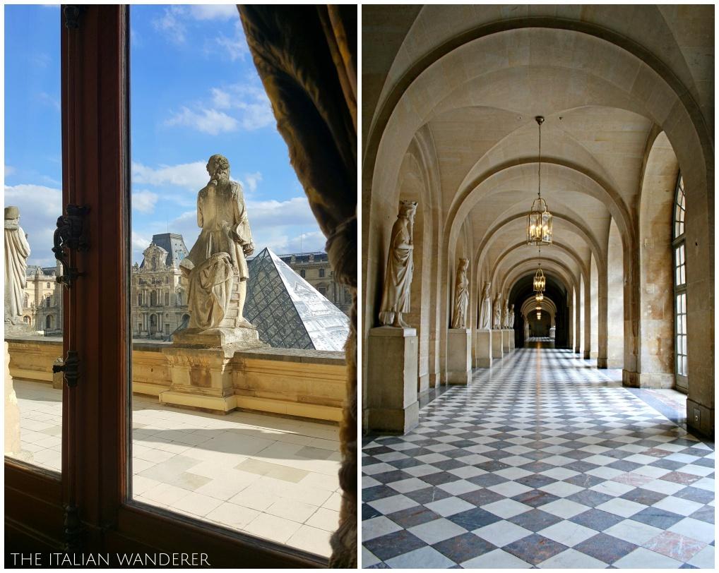 Louvre & Versailles