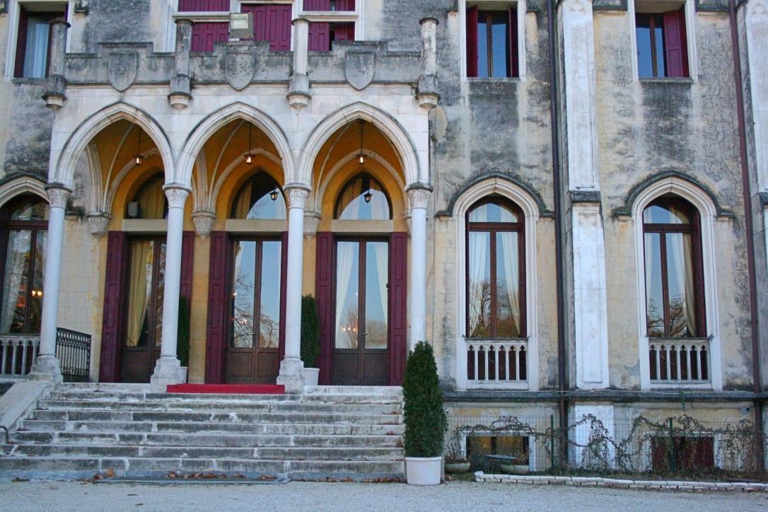 Castello Papadopoli-Giol, Treviso, Italy