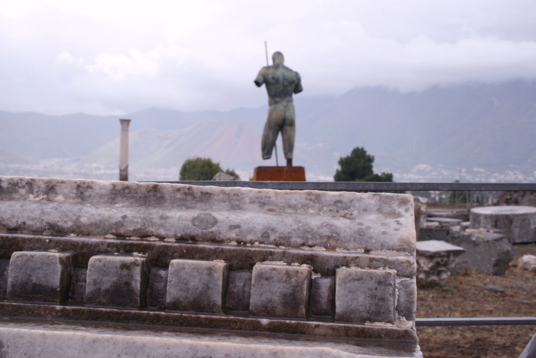 Pompeii - The Italian Wanderer