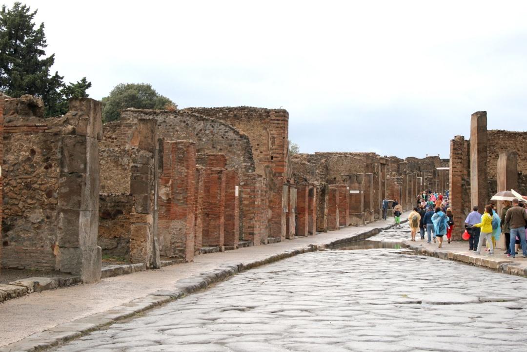 Pompeii | The Italian Wanderer