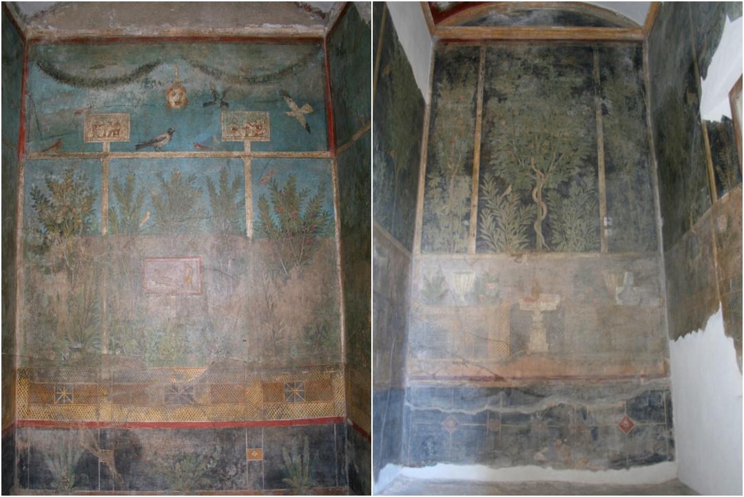 Pompeii, The Italian Wanderer
