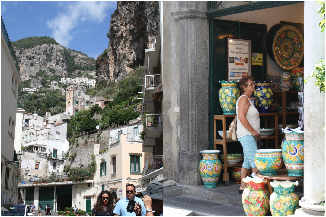Amalfi - The Italian Wanderer Travel Blog
