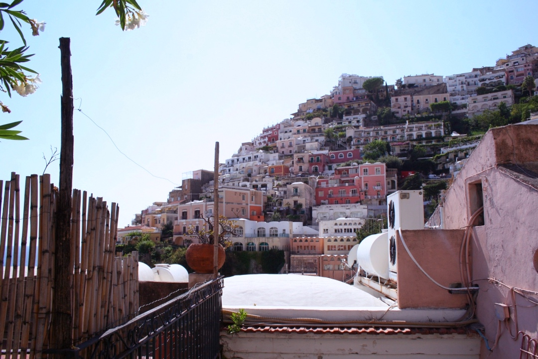 Positano - The Italian Wanderer Travel Blog