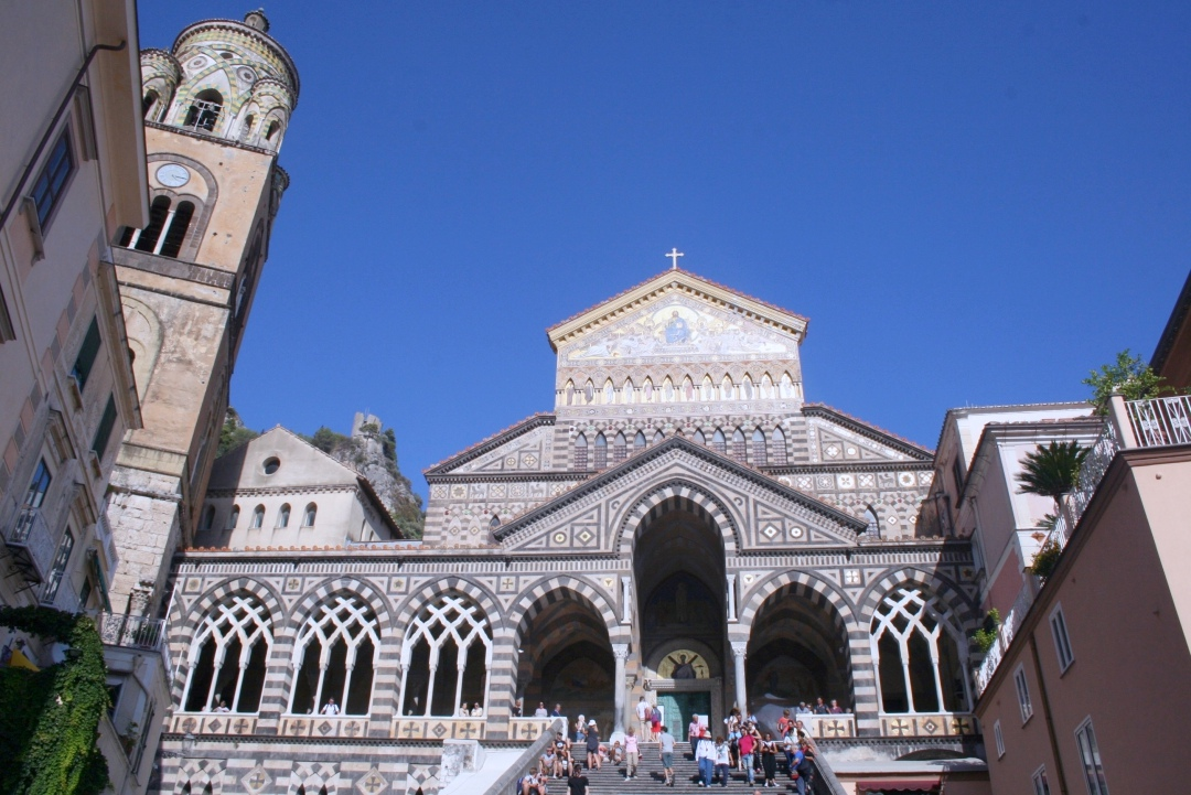 Amalfi Cathedral - The Italian Wanderer Travel Blog