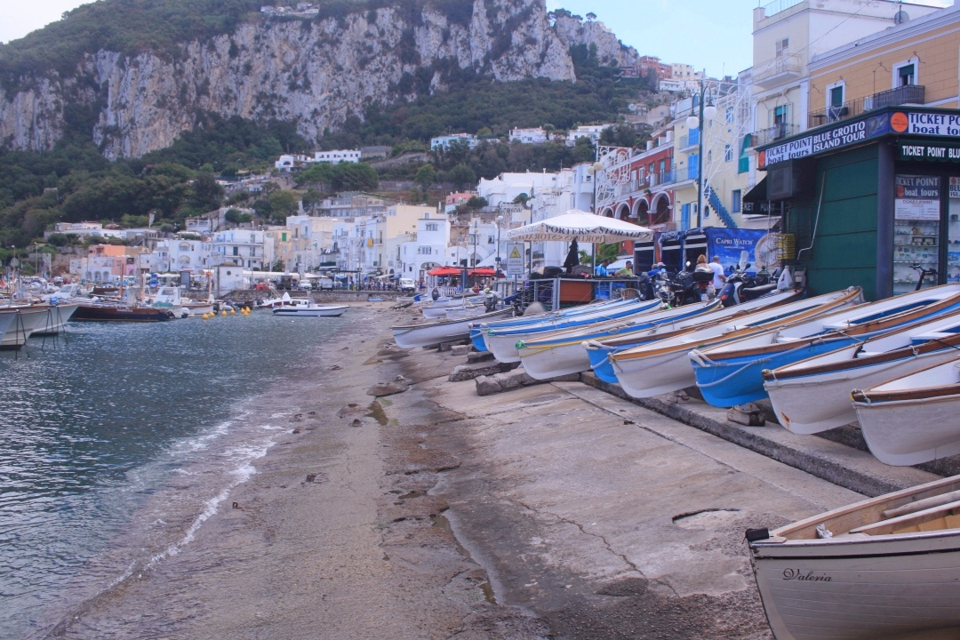 Capri - The Italian Wanderer Travel Blog