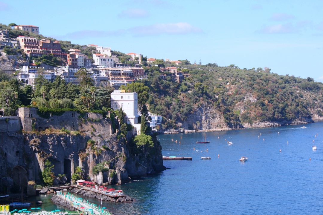 Sorrento - The Italian Wanderer Travel Blog