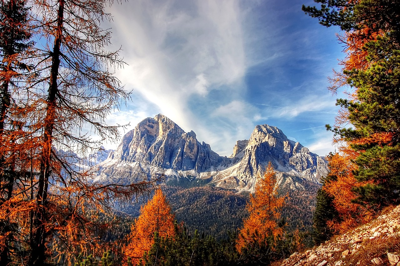 Italy where to go in Autumn | The Italian Wanderer